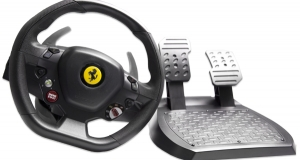 Thrustmaster Ferrari 458 Italia: время погонять