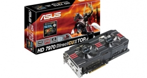 ASUS HD 7970 DirectCU II TOP