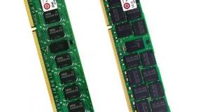 Новые DDR3 Transcend