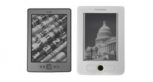 Amazon Kindle 4 vs PocketBook Basic 611