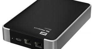WD предлагает пользователям компьютеров Mac первый портативный накопитель емкостью 2 ТБ