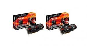 Видеокарты ASUS HD 7800