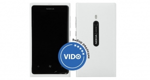 Видео, снятое на Nokia Lumia 800