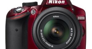 Учимся снимать с Nikon D3200