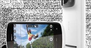 Nokia 808 PureView - фото и видеовозможности в одном видеоролике