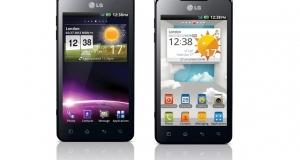 Всеукраинская премьера LG Optimus 3D LG-P725: 3D на ладони