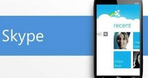 Skype 1.0 для Windows Phone от Microsoft