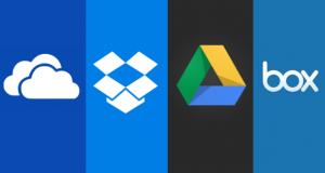 OneDrive / Dropbox / Google Drive / Box: какое облачное хранилище подойдет именно вам? (Часть 1)