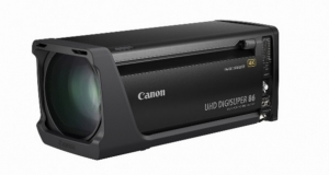 ТВ-объективы Canon UJ90x9B и UJ86x9.3B