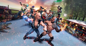 2K оголосили про запуск знаменитої рестлінговой серії WWE Battlegrounds