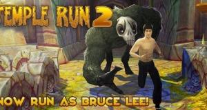 Брюс Ли появится в Temple Run 2