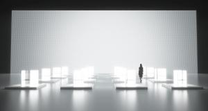 LG и известный японский дизайнер создали иммерсивную OLED-экспозицию S.F_Senses of the Future