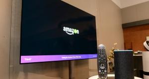 Підтримка Amazon Alexa в усіх телевізорах 2018 року з AI