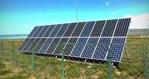 Экспресс-обзор демо-стенда солнечных панелей Panasonic и оборудования Schneider Electric