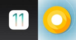 iOS 11 та Android O: огляд найкращих нових функцій