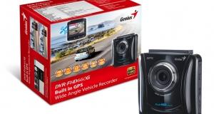 Видеорегистратор Genius DVR-FHD660G с GPS
