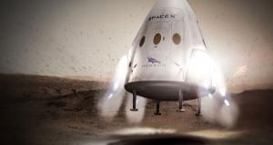 SpaceX планує запустити місію на Марс в 2018 році