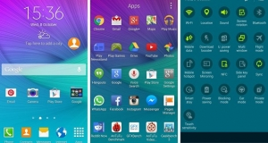 TouchWiz на Galaxy S6 - без приложений Samsung