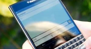 BlackBerry Passport  впервые появился на видео. Новые подробности