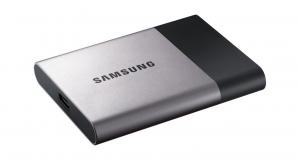 Samsung Portable SSD T3 – внешний накопитель для быстрой передачи данных