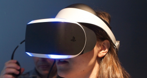 Project Morpheus: на что способны очки виртуальной реальности