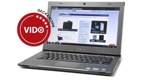 Dell Vostro 3360. Первый ноутбук на базе процессора Intel Core третьего поколения