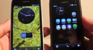 Сравнение Nokia 808 PureView с Nokia N8 на ваших глазах