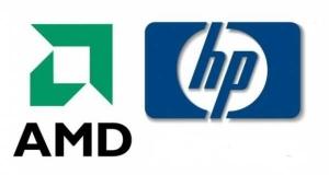 AMD выбирает HP для облачного центра обработки данных