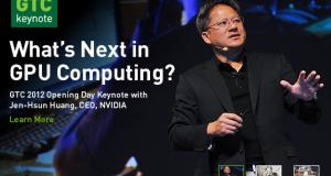 Облачные GPU-технологии от NVIDIA поднимают компьютерную индустрию на новый уровень