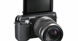 Новая NEX-F3 от Sony – 16,1 мегапикселей компактного счастья
