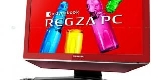 Toshiba демонстрирует «все-в-одном» DynaBook REGZA на Ivy Bridge