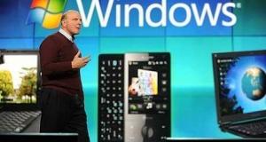 Microsoft готовится продать 350 млн устройств на Windows 7 в 2012 году