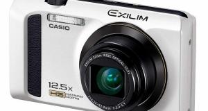 Линейка камер Casio пополнилась моделью Exilim EX-ZR300