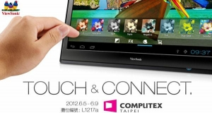 22-дюймовый планшет для бизнеса от ViewSonic