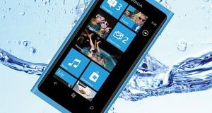 Nokia готовится к выпуску водонепроницаемых смартфонов