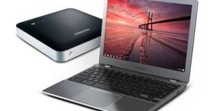 Chromebook и Chromebox – вторая попытка Google