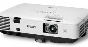 Яркие и компактные проекторы Epson премиум-класса