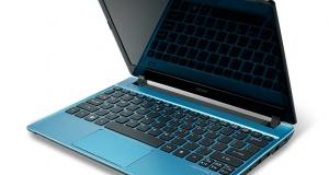 Тонкий и производительный Acer Aspire One 756
