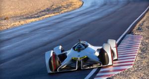 Chevrolet создала футуристический суперкар для Gran Turismo 6, похожий на космический корабль