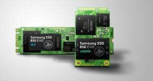Новая линейка Samsung SSD 850 EVO c 3-битными чипами флеш-памяти V-NAND
