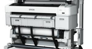 Принтеры Epson SureColor SC-T: еще быстрее и в новой комплектации