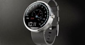 Samsung Gear A –часы с круглым корпусом и поддержкой 3G