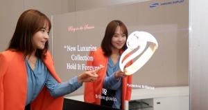 Новейшая OLED-панель Samsung может быть зеркалом, окном или телевизором