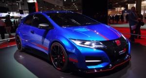 Интерактивная реклама нового Civic Type R 2015 - произведение искусства от Honda