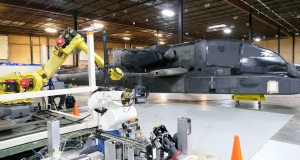 Армія США випробовує роботизовані заправні станції