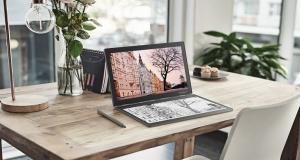 Ноутбук із двома дисплеями: огляд Lenovo Yoga Book C930