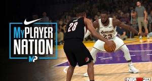 Плей-офф MyPLAYER Nation і нове ексклюзивне взуття Nike для шанувальників NBA 2K