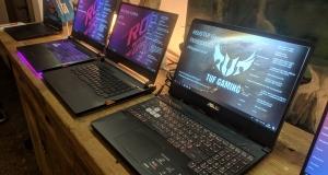 ASUS представила у Києві ноутбуки 2019 року