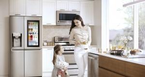 Холодильники LG продовжують захоплювати і дивувати родини в усьому світі