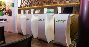 Acer представила в Україні оновлені ноутбуки серій Aspire та Swift